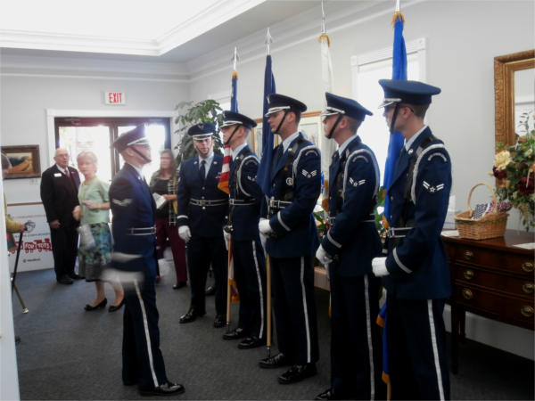 Langley Air Force Honor Guard