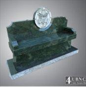 Army Veteran Bench