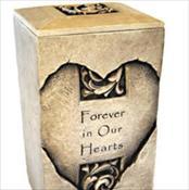 Forever Heart Urn