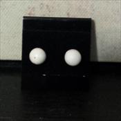 Sterling Silver Post Earring