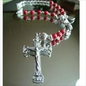 Rear View Mirror Rosary