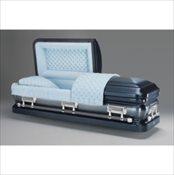 Sapphire Steel Casket