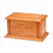 Monroe Oak Urn