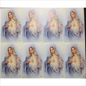 Prayer Cards - Immaculate Heart of Mary
