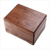 Walnut Memento Chest