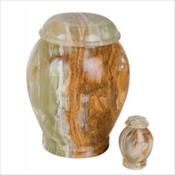 Grotton Onyx Marble Urn