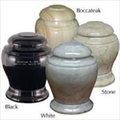 Imperial Solid Marble Urns