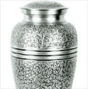 Silver Oak Urn