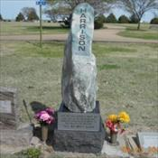 Markers and Headstones 20