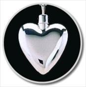 Small Heart Keepsake Pendant