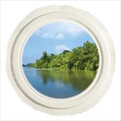 Lakeshore Reflections Biodegradable Urn