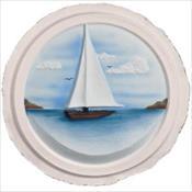 Windward Reflections Biodegradable Urn