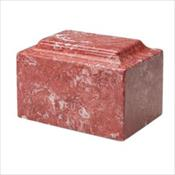 Rose Synthetic Marble Urn