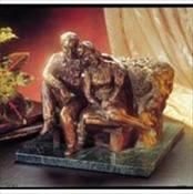 Respite Cast Bronze