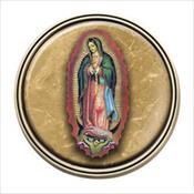 LifeStories Keepsake Medallion - Our Lady Guadalupe