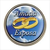 LifeStories Keepsake Medallion - Esposa (Wife)