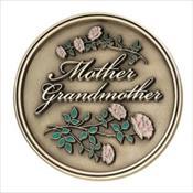 LifeStories Keepsake Medallion - Mother/Grandmother