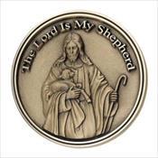LifeStories Keepsake Medallion - Lord is My Shepherd