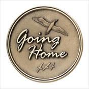 LifeStories Keepsake Medallion - Going Home