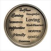 LifeStories Keepsake Medallion - Traits