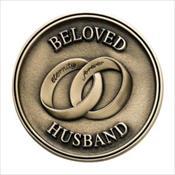 LifeStories Keepsake Medallion - Husband