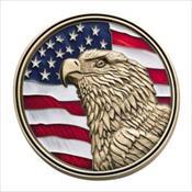 LifeStories Keepsake Medallion - Eagle