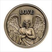 LifeStories Keepsake Medallion - Angel