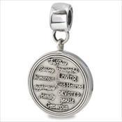 LifeStories Medallion Bead - Traits