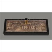 Companion Bronze Marker