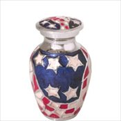 American Flag Keepsake