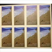 Prayer Cards - Footprints