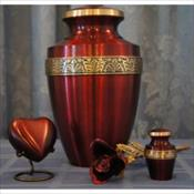 The Grecian Crimson Urn