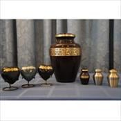 Avalon Brass Urns