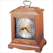 Continuum Oak Mantel Clock