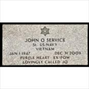 Government Headstones or Markers (Veterans)