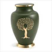 Urn - Tree of Life