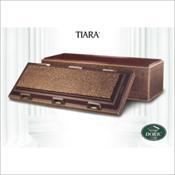Doric Tiara Concrete Vault