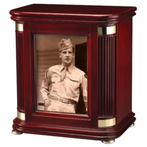 Picture Frame Chest
