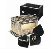 Renaissance Silver/Gold Brass