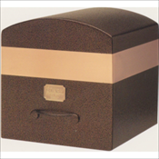 12 Gauge Copper Urn Vault