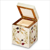 Inlay Wood - Keepsake Memento - Alexandra