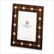 Inlay Wood - Keepsake Frame - Fortune