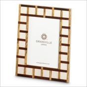 Inlay Wood - Keepsake Frame - Greer