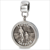 Life Stories Medallion Bead