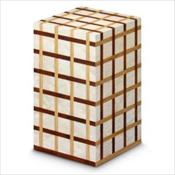 Inlay Wood - Greer Vertical