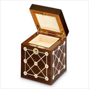Inlay Wood - Keepsake Memento - Fortune