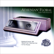 Doric Athenian Floral Stainless