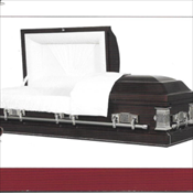 Ascent Metallic Blush (Cremation Rental Casket)   $1295