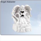 Angel Alabaster