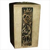 Forever In Our Hearts Cultured Stone Urn